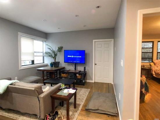 Gourmet Newly renovated apartment in the sought for Incorporated Village of Valley Stream an easy walk to LIRR at Valley Stream Station and a few Blocks to Northwell Health Hospital. Unit Renovated just one year ago. Good Size bedrooms, Brand new Kitchen with Island, & brand new bathroom.