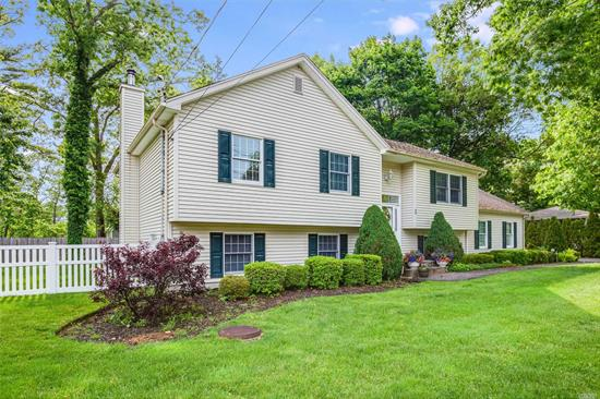 Diamond Condition and Turn Key, Affordable Gas Heat, CAC, Potential Mother Daughter, or Income Earning Apartment Potential, Good for Large of Extended Families, Large 2nd Floor Trex Deck, Central Vac. Huge Custom 2.5 Garage.