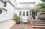 North Flushing single family detached colonial with a finished basement, private driveway and detached 1-car garage. Close to Northern Blvd shopping, Q13 and Q28 local buses, QM3 express bus and PS 021 elementary and JHS 185.