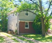 Large 2 Family in the Village of Hempstead. 6 bedroom 2 bath property with 40x100 lot. Many updates! Gas heat, separate hot water heater and full basement with lots of storage. Very quite block! It wont last long!!! Come see it today.