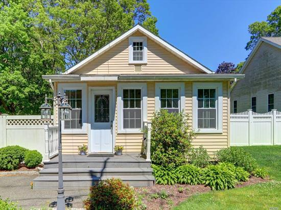 Adorable 2BR Ranch w/Enclosed Porch, Hardwood Floors, Parklike Ground, Miller Place Schools, Low Taxes. Don't miss this opportunity- Wont Last