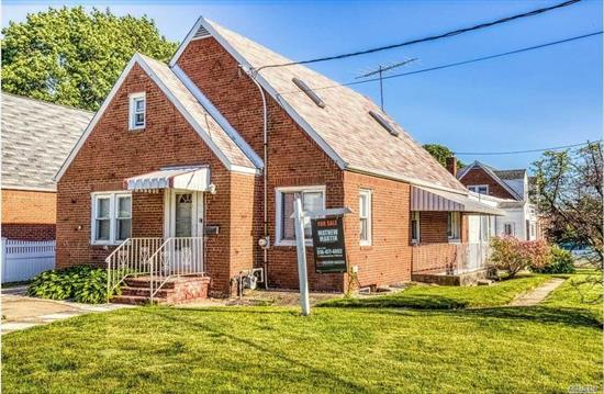 This home has great potential for anyone with investment or entrepreneurial vision. Utilize the Windsor side of the property for Residential purposes while taking advantage of its zoning for commercial use on the S.Franklin side. This home boasts 2 Full baths, 2 BR, a separate Office and a full basement with an outside entrance. Endless possibilities!