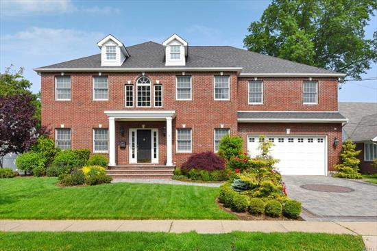 Welcome into this beautiful newly built in 2005 5 bdrm 4.5 bath stately colonial that offers grand entry, gourmet eik, living room w/fireplace, huge master suite, entertainers delight back yard with a swimming pool and a BBQ stating, gas generator, water filtration system and much more. Taxes were successfully grieved and the reduction was granted!