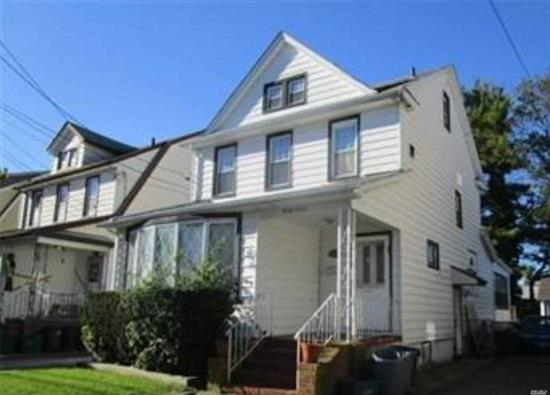 SECOND FLOOR. COMPLETE UPDATE. 2ND FLOOR 1 BEDROOM, KITCHEN LIVINGROOM FULL BATH, , NEW WASHER/DRYER IN APARTMENT. OWN THERMOSTATE, GAS HEAT. TENANT PAYS HEAT & ELECTRIC. NO SMOKEING. PETS MUST BE INTERVIEWED. SCREENING ONLINE BY NTN $20.00 NON REFUNDABLE FEE