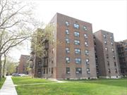 New listing in the beautiful Windsorpark! Extra large one bedroom unit about 850 sqft. Very bright corner unit , all new windows and two new ACs. This well manage Coop features swimming pool, playground, gym, bike lane. Very low maintenance at $628 including cooking gas. Walk to shopping and many buses. Top schools in district 26.( PS205 and MS74) Call for viewing.