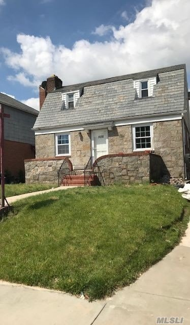 All Renovated Cape House For Rent in Fresh Meadows. Features Spacious 4 Bedrooms, 2 Full Bathrooms, Beautiful Kitchen with Stainless Steel Appliances/ Granite Countertops, Washer/Dryer, Full Finished Basement, Private Driveway/ Large Backyard. Excellent Location, Close to Buses,  Cunningham Park , Restaurants and Stores.