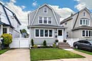 Gorgeous Colonial With Large Living Room, Sitting Area/Den, Formal Dining Room, Updated Eat In Kitchen, 3 Bedrooms, Updated Full Bath. Full Basement, Beautiful Backyard With Pavers and Trex Deck. All New Vinyl Siding,  Full Garage, Wood Floors, Tree Lined Dead End Street. A Must See!