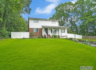 Colonial w/4 Bedrooms, 3 Baths in Northgate Woods Section of Commack. Home features New CAC-System, Hardwood Floors, Granite EIK, Heated IGP 16X32-New Filter, IGS, Security System, New 6-Panels Doors, Large Covered Deck for Entertaining, New Roof-12yrs, Gas Heat, Full Basement with Ose into Garage, Possible M/D Home. Taxes w/Star $13, 172. If you want Commack Schools in Quiet Area then view this Colonial