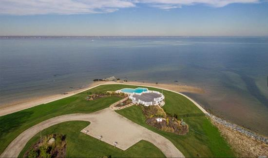 Land's End is the premier waterfront residential enclave on the North Shore of Long Island, offering just five exclusive buyers architecturally stunning homes in an once-in-a-lifetime setting in a most prestigious location within a top achieving school district, easily commutable to NYC. Lot #2 - Total acreage 2.93 acres. Net acreage 2.06 acres