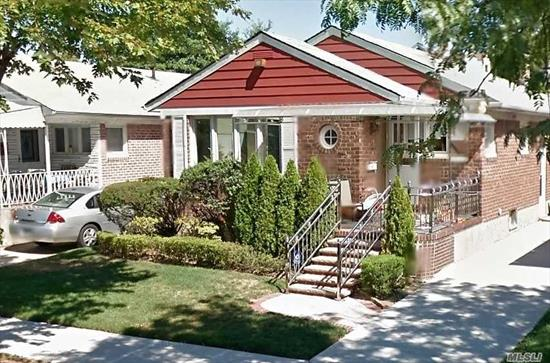Beautiful recently renovated ranch house with 3 bedrooms, 2 full baths in a very desirable block in Fresh Meadows. This whole house rental comes with a detached 1 car garage and long driveway. The home also features heated hardwood floors throughout.