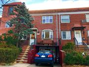 One of a KIND, great location of Flushing/Kew Garden Hills, good size brick house, built by 1945 well maintained. 3 floors up ground, 7 bedrooms 3 full bath 2 kitchen, hard wood floor, gas boiler, lots of potential. easy bus transfer to E/F train to city. more to check up