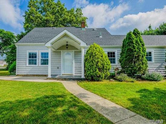 Welcome to this fully renovated house on over-sized corner property in a great neighborhood. Large gorgeous kitchen. Beautiful hardwood floors throughout the entire house. Spacious bedrooms. Three car driveway. Don't miss out on this fantastic home! Come see it today!!!