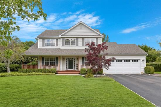 Gorgeous center hall colonial located in Windemere point! You will not only fall in love with this home but the neighborhood as well! this home is offering 3 beds, 2.5 baths, 2 car garage, formal dining room, Great family room, formal living room, full basement, central A/C, high- efficient heating system, central vac system, Large back deck, and a lush green back yard for entertaining! What are you waiting for? this is the perfect home and it wont last long, come make it yours before its gone!