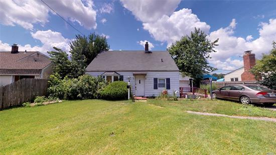 Beautiful 4 Bed, 1 Bath Cape That Is Ready To Be Everything You Want It To Be.