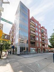 newly renovated Beautiful 2Br, 2Ba Condo With Balcony. Hard Wood Kitchen Cabinets With Granite Counter Tops . Washer And Dryer In Unit. Convenient Location, Close To 7 Train, Lirr, And Shopping. 4 Years Left On Tax Abatement. Elegant Lobby With Concierge Service.