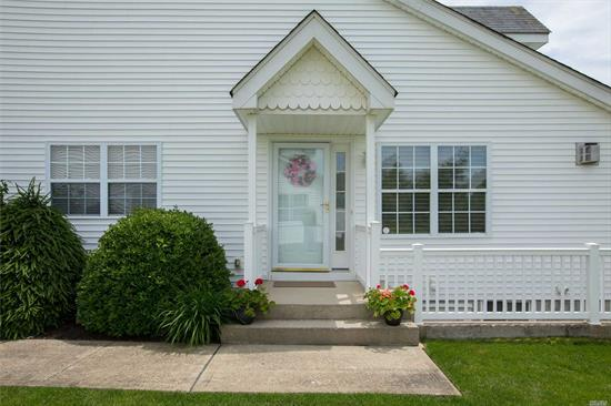 This Home Has it All - Turn key and Immaculate, Spacious, Bright and Airy 2 Bedroom Condo With Open Concept Kitchen, DR, LR, Soaring Ceilings W Skylight and Fireplace. Great for Entertaining - Updated Kitchen w/ Counter Seating, Granite Counter Tops, and Stainless Steel Appliances. Sliders to Outside Patio Entertaining Space. Large Master Suite w/ His and Her's Closets. Full Finished Basement w/ Separate Heat and AC Controls, Recessed Lighting, OSE, Full Bath, and Office Space.