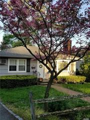 Cute & cozy Ranch perfect for 1st time home buyer or investor. Non Flood Zone.