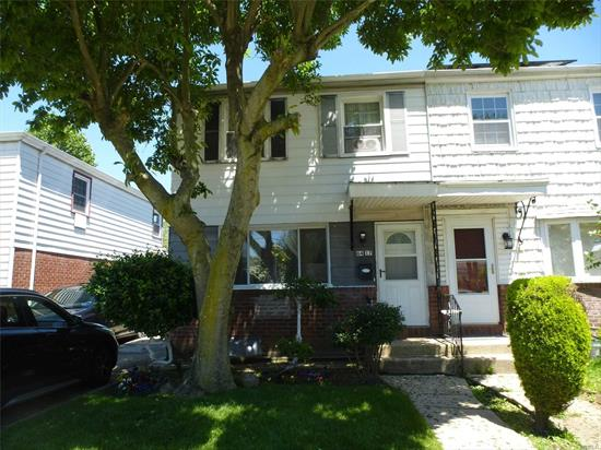Charming Semi Detached Single Family Located In Oakland Gardens R4 Zoning, Central Air, Separate Entrance To Extended Sunny Room In The Backyard, Hardwood Floor Throughout, Finished Basement, Bar,  Close to All Highways, Shopping, Dining And Supermarkets, School District #26, PS46 & MS74. Q30, Q27 To Flushing, QM3 To Manhattan, Must See !!