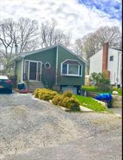 Look no further! This charming and updated 3 bedroom 2 full bath Ranch features CAC, recessed lighting, EIK, formal Dining room, full finished basement with wood burning stove, 1 car attached garage, 150 amp service. Too much to list!!! Don't miss out!!! Will go fast!!!