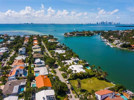 Fabulous Waterfront Land. Ultra Prestigious Mashta Island On Key Biscayne. Large 15, 200 Sq Ft Directly On Protected Harbor. Build To Suit On The Last Available Parcel On North Mashta Drive. Your Dream Home Awaits!