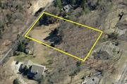 .68 Acre Wooded Lot Near All Southold Town Amenities Including Shops, Vineyards, Beaches, Restaurants And More! Suffolk County Health Department Septic Permit Approved.