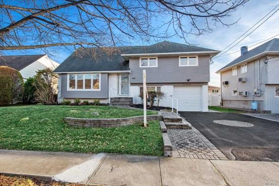 Newly Renovated Split Level. Featuring A Brand new Kitchen W/ Stainless and Granite, 2.5 New Bathrooms. 3 Large Bedrooms. Master Bedroom Has Its Own Bath And Large Walk-in Closet. Separate Laundry Area, Garage, Deck Off The Kitchen. Aviant System. Large Yard. Taxes Are Being Reduced With The New Assessment And In The Process Of Being Grieved. No Flood Zone.