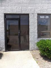 2 Story Office Condominium located in Industrial Park minutes for MacArthur Airport & Major Roadways. Can accommodate 10 persons, 1000 square feet on each floor, 1st floor with 2 large offices/Conference Rm, 2nd floor office has separate entrance off of main entrance to the 1st floor and can be rented for additional income, phone & cable ready, storage closets and ample parking.