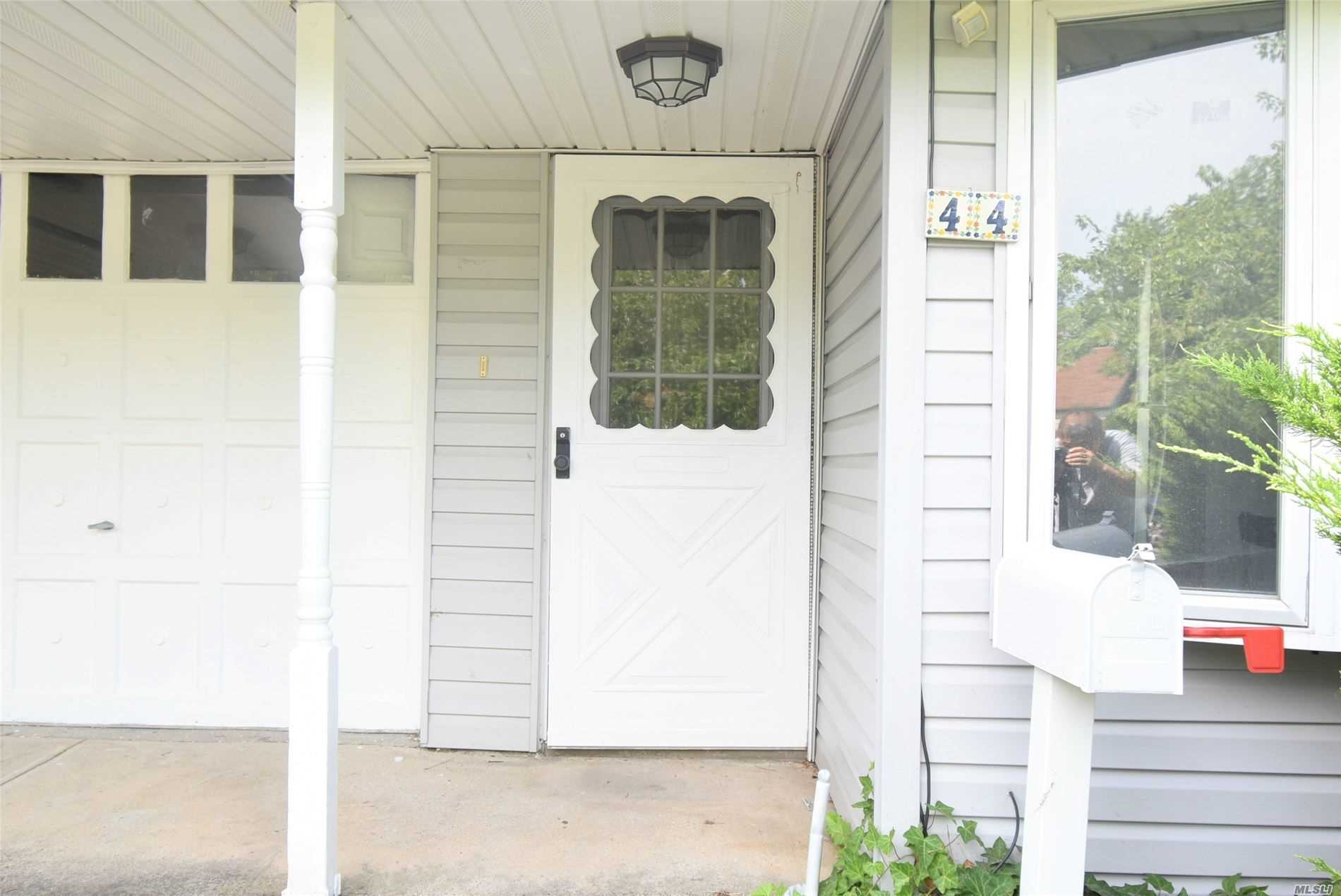 Newly renovated house for user or investment. Quiet street yet close to Hempstead turnpike and shopping. House is vacant , easy showing. Tax is being grieved, brand new boiler