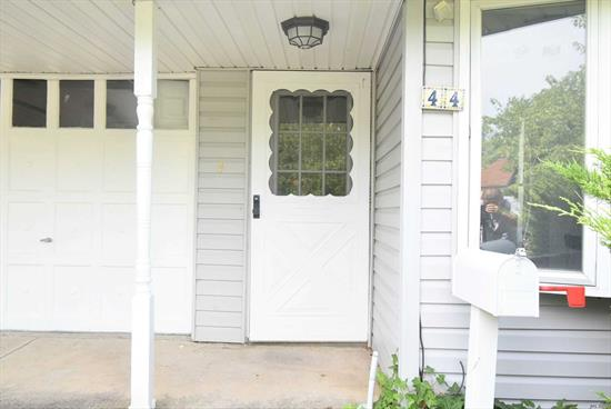 Newly renovated house for user or investment. Quiet street yet close to Hempstead turnpike and shopping. House is vacant , easy showing. Tax is being grieved.