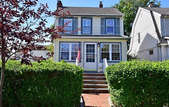 Location Location. Move right in This Meticulous Dutch Colonial. Open Floor Plan. Plenty of closet Space. Updated Roof, Siding, Windows, Harwood Floors. Kitchen w/S.S. Appliances. Updated Bath. Wood Burning Fireplace. Full Finished Basement W/ Outside Sep. Entrance. Low Taxes. And great School #24