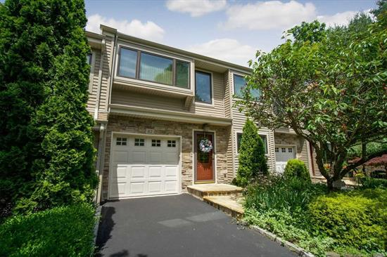 Spacious Townhome just Minutes from Northport Village. Large Living Space and Extended Back Deck, 1-Car Garage and Full Basement with Plenty of Storage. Large Master Suite, 3 Walk-in Closets with Private Balcony, Master Bath. 2 Large Bedrooms & Full Bath. Plenty of Closet Space. Enjoy relaxed living in Northport.
