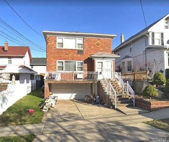 Spacious and Renovated Apartment in Whitestone. Features, L-Shaped Living Room/Dining Room, Renovated Eat-In-Kitchen w/Cherry Wood Cabinets, 3 Bedrooms and 1 Full Bath. Brand New Carpet Throughout. Convenient to Buses,Major Highways and Shopping.