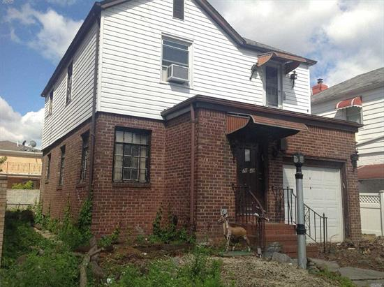 Step Inside this lovely 1 Family House located in the fresh meadows area just steps away from public transportation, schools, and houses of worship. The house features 3 bedrooms, 2.5 bathrooms.