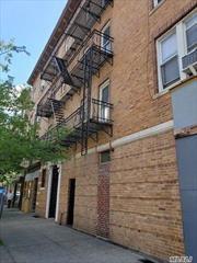Welcome to Ridgewood! Beautiful 2 Bedroom/1 Bath apartment in the heart of Ridgewood. Nicely Updated Bright and Sunny Apartment with Box Rooms near Fresh Pond Rd, only 2 Blocks to M Train. Offering a Large Living Room, Formal Dining Room, Renovated Eat-in-Kitchen (with Subway Tiles, Granite Counters, S/S 5 Burner Stove, Refrigerator, HW Cabinets), Master Bedroom and 2nd Bedrm, New Hardwood Floors throughout, High Ceilings, Generous Closets. Includes Heat and HW. Tenant pays Gas & Electric. Cat OK