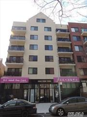 New Condo Unit 2 Bedroom 2 Full Bath Large Open Kitchen With New Stainless Steel Appliances. Bright And Spacious Unit With Balcony. Washer And Dryer Included In The Unit. Half Block Away From Subway Station. Walking Distance To Rego Park Center, Costco, Century 21 And Restaurants.