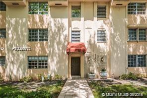 Location, Location, Location! Wonderfully Priced 2/2 Condo On A Quite Street In Coral Gables. Short Walk To Trolley Ride To Coffee Shops, Restaurants, Miracle Mile And The Best Downtown Coral Gables Has To Offer. <Br />Full Size Washer And Dryer In Unit.<Br />Newer Kitchen With Granite Counter Tops. No Restrictions On Rentals. Low Homeowners Association Fee.