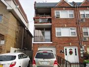 **Convenient 3 Family By CO Brick Building In The Beauty Of Bensonhurst Blkyn-Potential Multi Family Well Located-Money Market Investment-Rented Under The Market-Renters In A Month To Month-This Amazing 3 Family By CO. Offers You: 2 Nice 3 Beds Apt Both W/ Lg Living Area-Adorable Dining-Master Bed W/ FBath-2 Formal Size Beds W/ Closet-Balcony-FBath- One Bed Apt. Completely Renovated 2 Years Ago. Hardwood Throughout-Garage, 2 Car Driveway, Easy access To Belt PKWY-LIRR-Cost Value. A Must See.