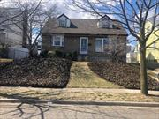 Must see this 4 bedroom/2 bathroom expanded cape in sought after school district #17 (Franklin Square) H. Frank Carey High School and Polk Street Elementary School. Convenient to Schools, Parks & Public Transportation. Needs TLC Priced to Sell....