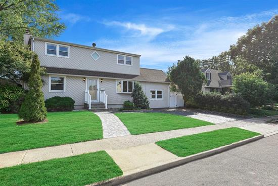 Prime Residential Location * 4 Bedrooms 2 Full Baths * Flowing Floor Plan * Perfect Family Layout * In Ground Pool * Dead End Street * 5 Star Surroundings * Very Private * New Roof * S.O.S Entry * Lush Landscapping * Prime Curb Appeal * Reasonable Taxes * Family Room with Vaulted Ceilings * Full Basement with Dry Bar * Great Schools * Secluded Park Like Grounds *