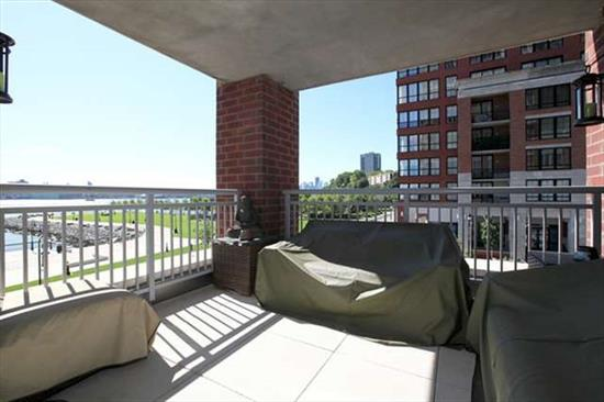 The Ultimate In Luxury Living. Direct Unobstructed Nyc Views From Master Br & Living Rm. Located On Se Corner Home Is Flooded W Natural Light. Relax On One Of Your 2 Private Balconies (One Is Approx 8X8). Home Has Been Customized W Control For Smart Home Tech. Chef'S Kitchen Features Expansive Breakfast Bar Custom Cabinets & Granite Counters. Community Features 24 Hr Concierge, 2 Gyms, 2 Pools, Landscaped Roof Top Gardens W Bbq'S, Tv & Fireplace & 2 Community Rooms. Parking Included