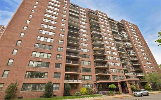 Just Listed! St Johns Complex - Highrise 1 Bedroom Condo With Hardwood Floors And Ample Closet Space. Building Features 24 Hour Doorman, Pool, Gym, Community Room And Parking! Conveniently Located Near The (Jsq) Journal Square Path Train. Easy Commute To Nyc!