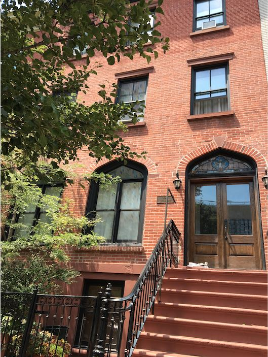 Location Location Location! One of a kind 4 bedroom,  3 full bath duplex condo in Hoboken's most desirable downtown location. This fully renovated unit occupies two entire floors with an open layout, bright airy living room and eat in kitchen. The open island kitchen is large, and extremely functional with high end appliances and quartz countertops. Large spacious bedrooms and luxury baths. Unit features include a full size washer/ dryer, hardwood floors, central air and heat. This east facing boutique building offers a private backyard and one deeded parking spot. Centrally located on tranquil Hudson Street and only two blocks to Path, NJT, ferry, shops, dining, parks & amazing water front! Not in a flood zone.