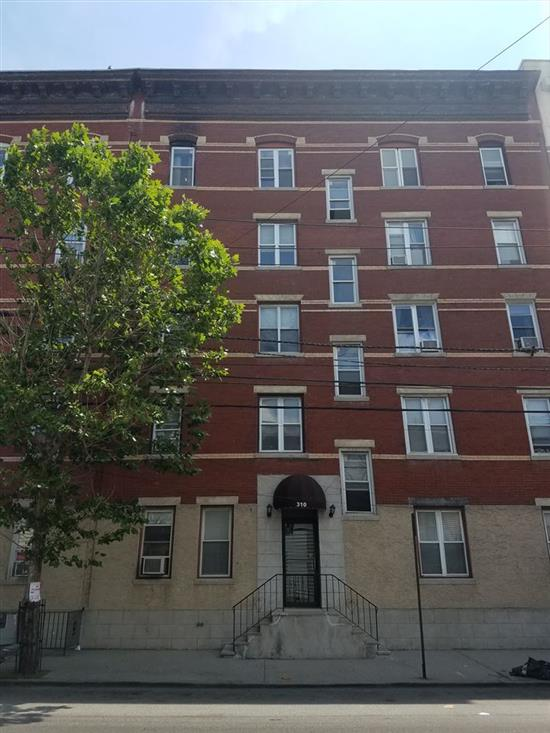 Affordable 5Th Floor Walk Up On The Border Of Union City/ Jersey City. Parks Around The Corner, Transportation And Major Highways Nearby, This Is An Ideal Starter Home For Someone Trying To Live In This Wonderful Area, But Not Pay Rent. Come And See Today, And Imagine Your New Life Now.