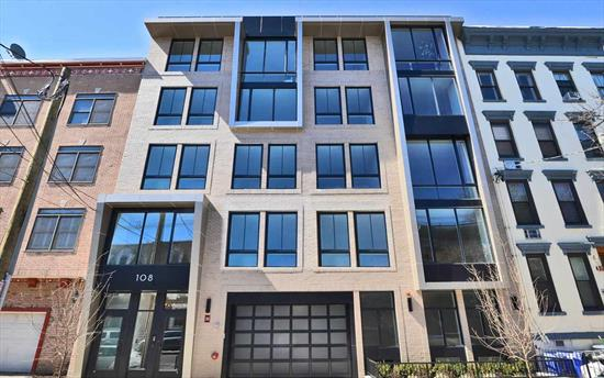 Modern, Expansive, 2, 903 Square Foot Full-Floor Open-Plan Layout, With A Loft-Like Flow That Includes Floor-To-Ceiling Windows In Bedrooms, Recessed Lighting And Direct Elevator Access. Custom Solid Wood Cabinetry In The Kitchen Highlights The Wolf Range, The Sub-Zero Full-Height Wine Coolers That Match The Sub-Zero Refrigerator And Freezers, Whose Design Echoes In The Bathrooms' Deep Soaking Tub And Separate Shower Plus Large Walk-In Closet In The Master Bedroom. This New-Construction Steel And Concrete Building Boasts Radiant Heat Throughout The 4 Bedrooms And 3 Bathrooms, Wide-Plank Oak Flooring In A Herringbone Pattern Over Concrete For Soundproofing, Control4 Smart Home Technology, And Central A/C. The Private Balcony Off The Living And Dining Areas Provides Spill-Over Space When Entertaining On The Spacious 800 Sq Ft Private Rooftop Featuring Insta-Worthy Nyc Skyline Views. This Building Is Equipped With Backup Generator, One On-Site Garage Parking Included.