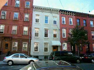 Spacious 6 Room As-Is Condo W/ Approx, 1100 Sq Ft And Incredible Potential (Not A Wreck) High Ceilings & Period Detail, Incredible Designated Basement Storage & Laundry Room , Classic Uptown 3 Unit Brick Row House