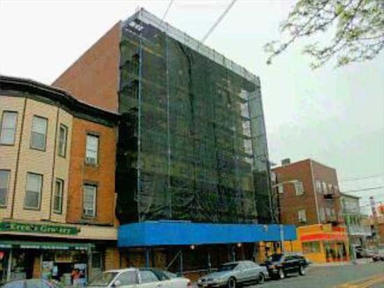 New Construction, 15 Unit Condo Building Elevator. Large Windows, Hardwood Floors, 11 Fott Ceilings Parking At Extra Fee, And 5 Year Tax Abatement Owner Is A Real Estate Agent.