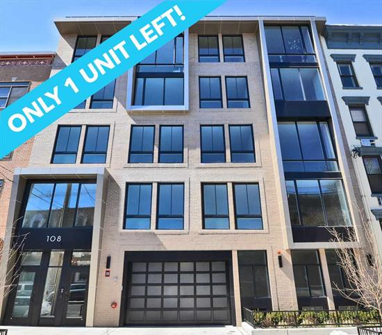 Singular Penthouse With 2903 Square Feet Of Living Space On One Floor & 2 Outdoor Spaces (Including 575 Sq. Ft. Private Roof Deck!), This Ph, Located In A Boutique Building With Full Floor Residences,  Offers A Unique, Urban Living Experience: Direct Elevator Access, On-Site Garage Parking, Open Concept Floor Plan, 4 Bedrooms & 3 Baths, Radiant Heating Throughout, Wide Plank Oak Floors In Herringbone Pattern & Floor To Ceiling Windows. The Ultra Contemporary Kitchen Features Custom Solid Wood Cabinetry, Sub Zero State Of The Art Appliances Inc. Integrated Full Height Wine Column, Refrigeration & Freezers With Wolf Range & Extra Large Island With Quartz Counters. Master Suite With True Spa Inspired Bathroom, Soaking Tub, Separate Shower & Amazing Walk-In Closet. Preferred Steel & Concrete Construction Provides A Quiet & Private Environment, Control4 Smart Home Technology Throughout, Cac & Laundry Room And Backup Generator. Two Compact Garage Parking Spaces Included!