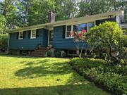 Lovely open raised ranch with summer porch over garage. 3 Bedrooms plus guestroom. Large Living room. Eat in kitchen with Stainless Steel appliances and gas stove. Many upgrades including new roof in 2018. Call to see this home today!