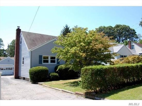 New Kitchen And Updated Bathroom, Hardwood Floors Through Out, Garage Available At Additional Cost.