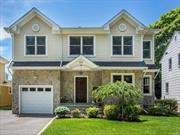 East Hills. Just move in and enjoy this Beautiful cust Colonial, totally Renovated in 2013. Open Floor Plan, High Ceilings.1st Fl: LR/DR, Den, Gourmet E-in-Kitchen w/Granite Counter Tops and Stainless Steel Appliances, Office, Full Bath 2nd Fl: Master Suite w/Bath and Huge Walk-in Closet, 3 addi. Bedrooms, Full Bath, Laundry. Radiant Heat Throughout, Stone/Cement Shingle Exterior, Lovely Backyard with a Deck, CAC, SMART HOME (NEST), Central Vac, Generator. Membership to the East Hills Park/Pool